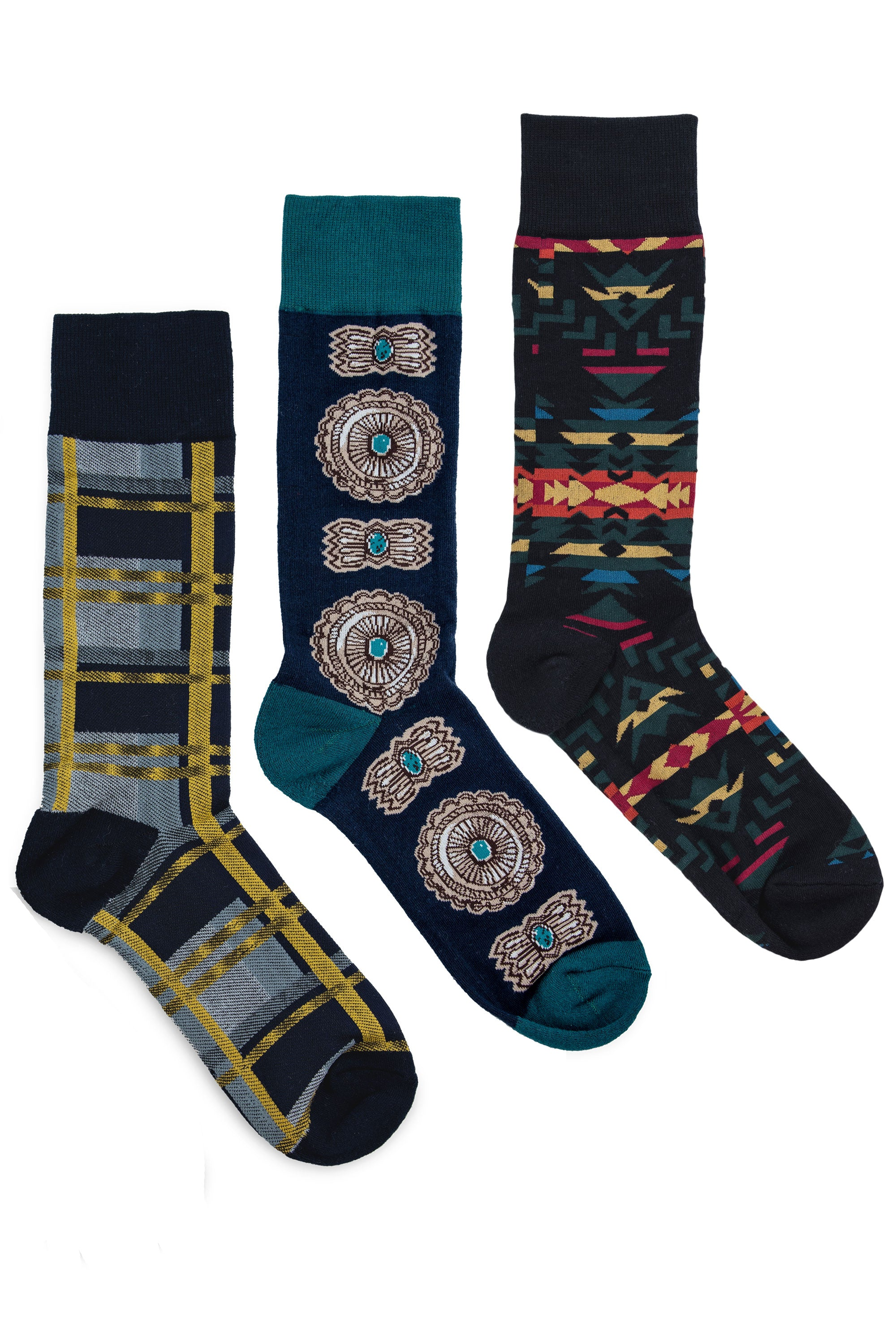 Sock, Taos Pack - 3