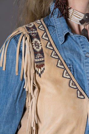 Talk of the Sioux Vest