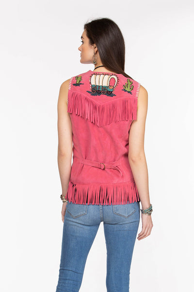 Head Over Wheels Vest