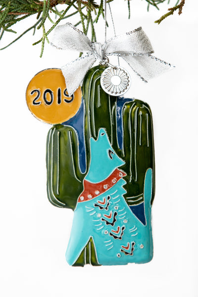 Ornament, 2019 Wolf Pack Ornament