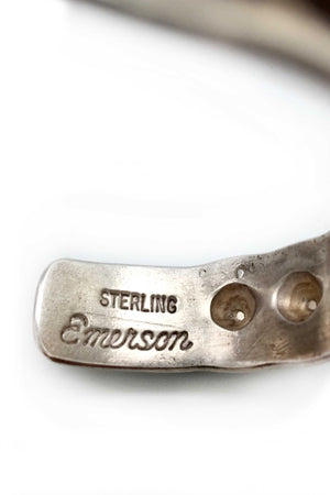 Cuff, Sterling, Emerson Bill, 2132