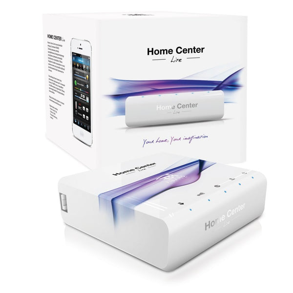 FIBARO Home Center Lite Controlador Z-Wave FGHCL