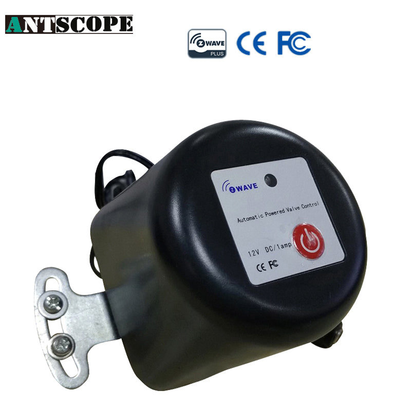 Antscope EU US Frewuency Z-Wave Intelligent auto valve Can Conpatible With All Zwave Devies Water Valve Switch Smart gas VALVE