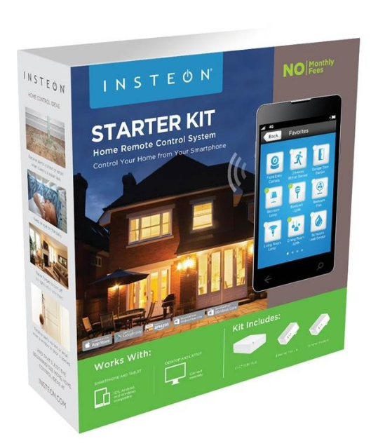 Kit de inicio Insteon 2244224 Blanco