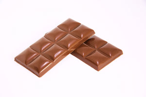 Milk Chocolate & Salted Caramel Bars, 2 bars
