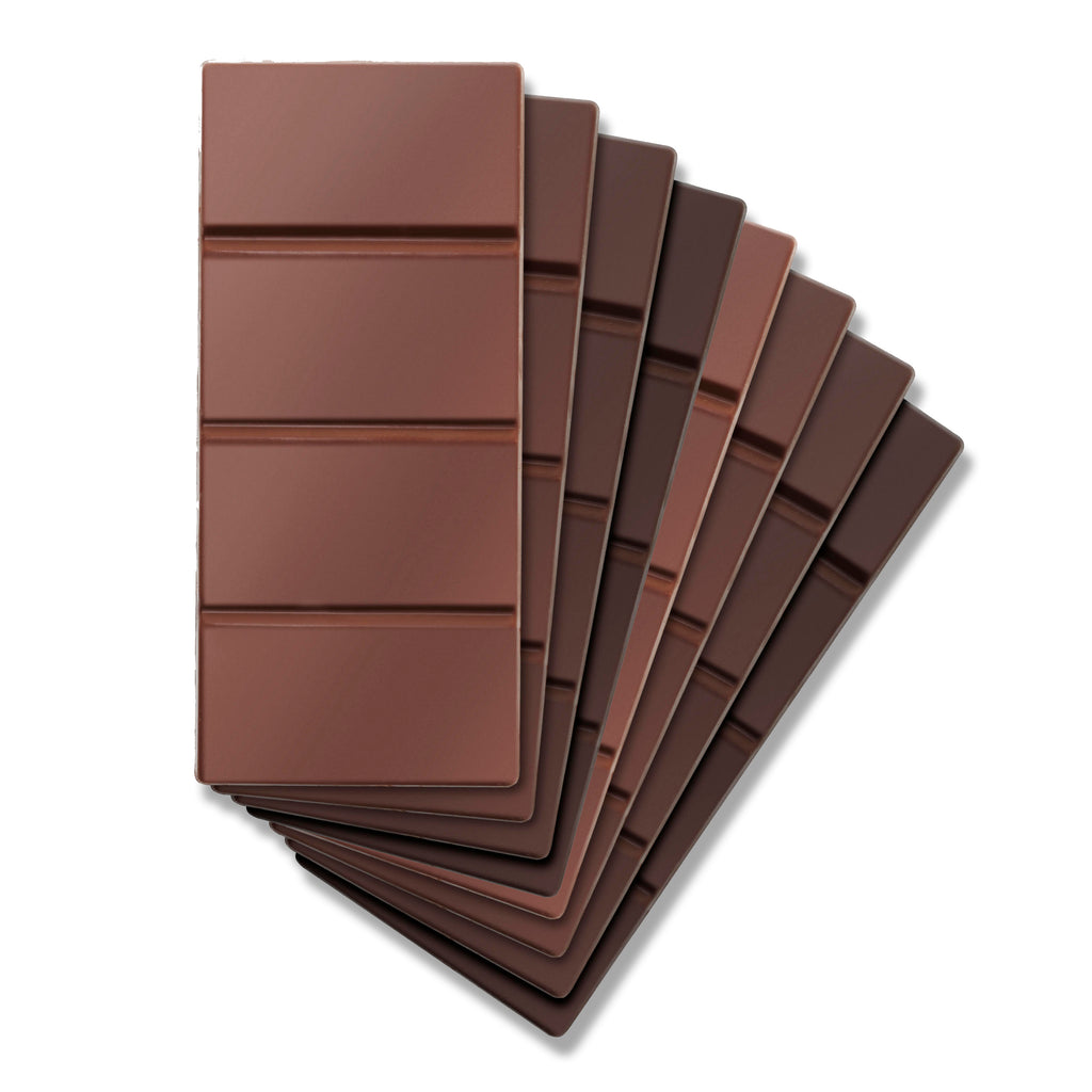 Chef's Choice 8-pack of Chocolate Bars