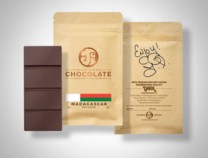 Connoisseur's 7 Bar Ultimate Dark Chocolate Experience