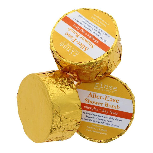Rinse Bath Body Inc - Shower Bomb - Aller-Ease