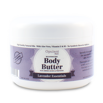 Opulent Blends - Body Butter - Lavender