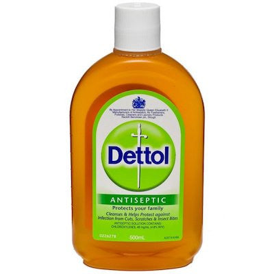 Disinfectants in shampoo