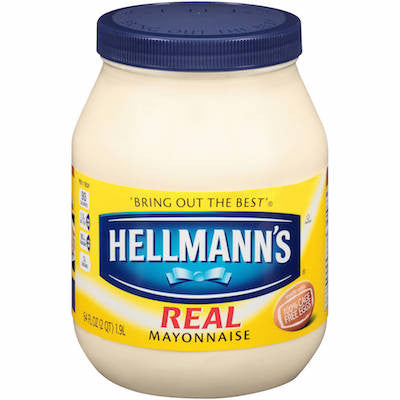 mayonnaise as hair mask