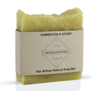 Kombucha & Scoby Bar Soap