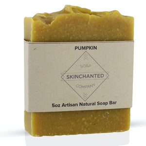 Pumpkin Bar Soap