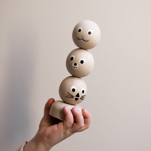 PRE ORDER - 3 ball stacker - sarah & bendrix