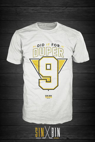 Did It! - Sin Bin Hockey Apparel