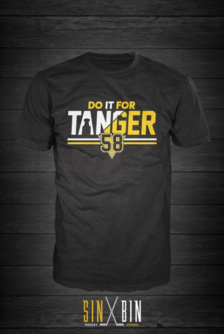 Do it for Tanger - Sin Bin Hockey Apparel