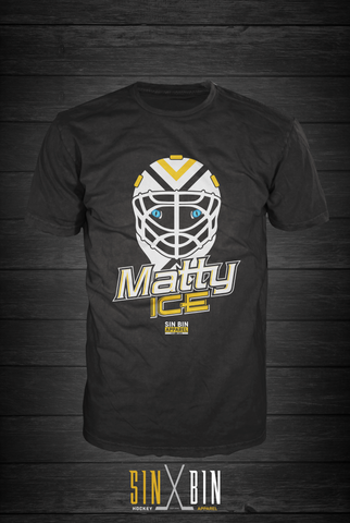 Matty Ice - Sin Bin Hockey Apparel