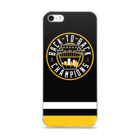 Back-To-Back | iPhone 5/5s/Se, 6/6s, 6/6s Plus Case