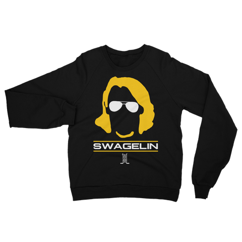 Swagelin 2 Fleece Crew - Sin Bin Hockey Apparel
