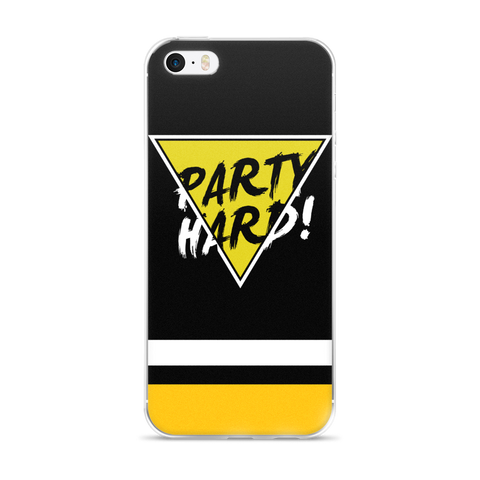 Party Hard | Home | iPhone 5/5s/Se, 6/6s, 6/6s Plus Case