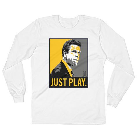 Just Play. Long Sleve - Sin Bin Hockey Apparel
