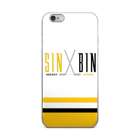 Sin Bin Hockey Apparel | iPhone 6/6 Plus Case - Sin Bin Hockey Apparel