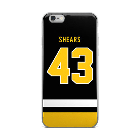 Shears Home | iPhone 6/6 Plus Case - Sin Bin Hockey Apparel