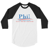 Phil | 16 Baseball Style Shirt - Sin Bin Hockey Apparel