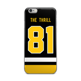 The Thrill | Home iPhone Case - Sin Bin Hockey Apparel