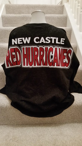 New Castle Boyfriend Spirit Jersey in Youth & Adult sizes