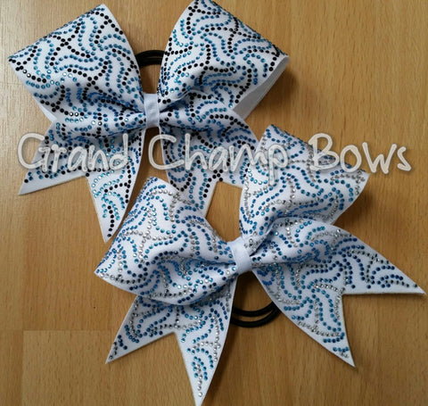 Whirpool Bling Bow - GrandChampBows - 1
