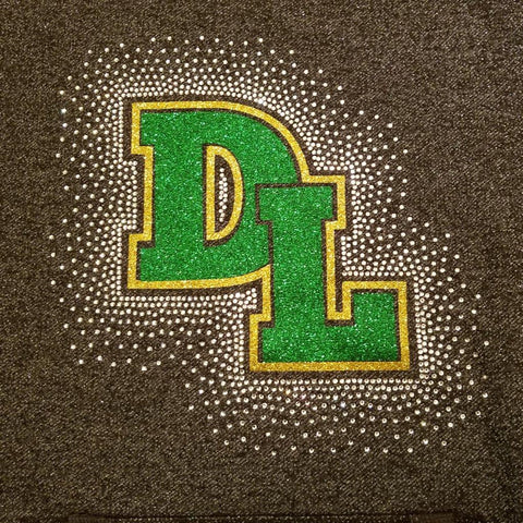 Deer Lakes DL Spectacular Bling Rhinestone Design