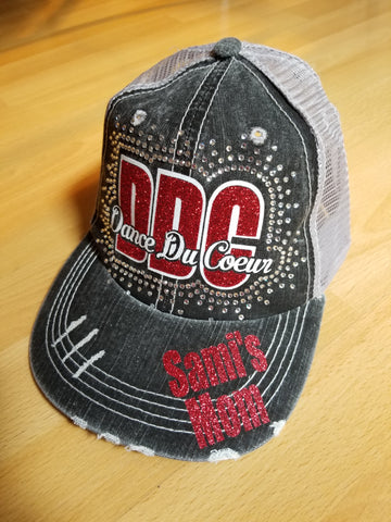 DDC Destructed Trucker Cap / Hat