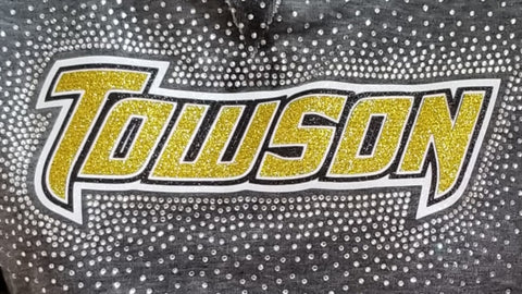 Towson Spectacular Bling Rhinestone Design