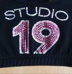 Studio 19 Solid Rhinestone Design