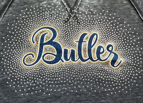 Butler Even More Spectacular Bling Rhinestone Design