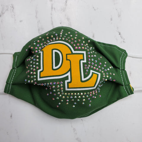 Deer Lakes Lancers Bling Masks