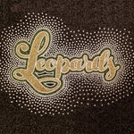 Belle Vernon Leopards Spectacular Bling Rhinestone Design