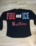 Fire & Ice Spirit Jersey in Youth & Adult sizes