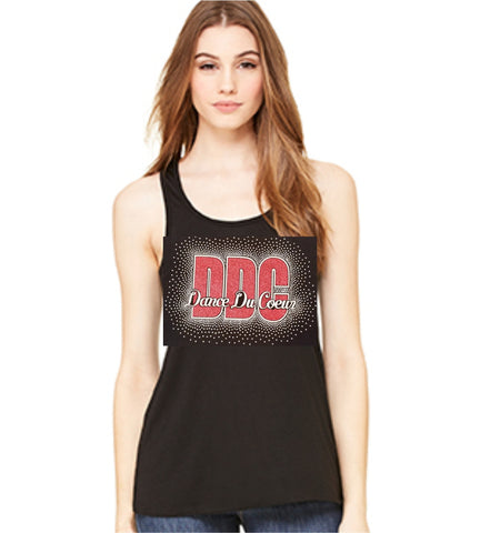DDC Flowy Tank in Girls and Ladies Sizes