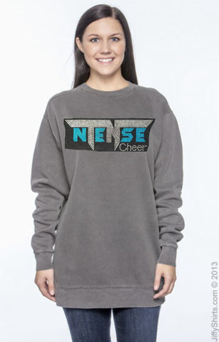 Ntense Oversized Sweatshirt in Youth & Adult Sizes