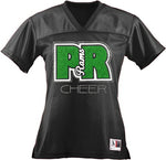 Pine Richland Replica Football Jersey in Girls & Ladies Fitted Size - GrandChampBows - 4