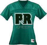 Pine Richland Replica Football Jersey in Girls & Ladies Fitted Size - GrandChampBows - 3