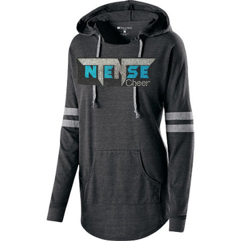 Ntense Hooded Low Key pullover hood in ladies sizes