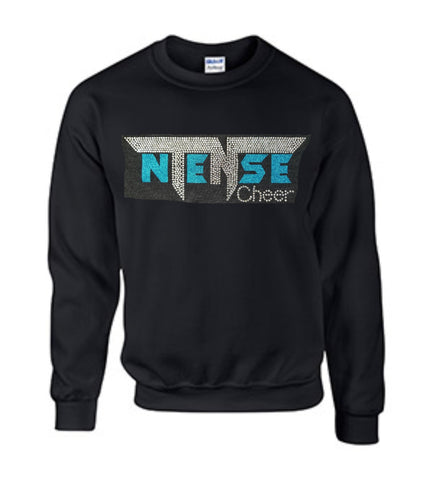 Ntense Crewneck Sweatshirt in Youth & Adult Sizes