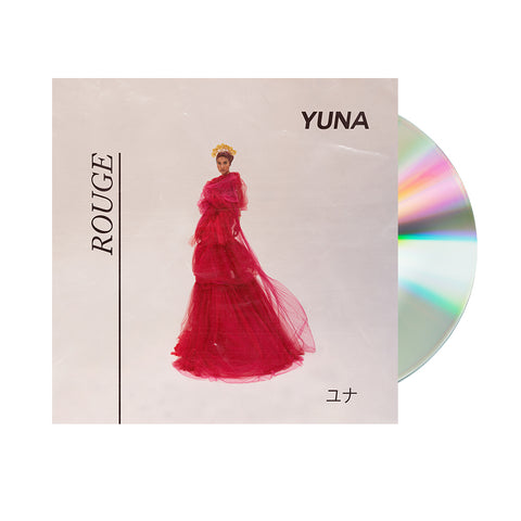 Rouge CD + Digital Album