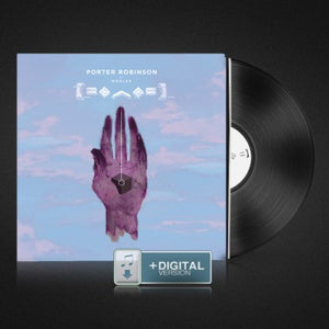 Worlds Vinyl LP + Digital Album