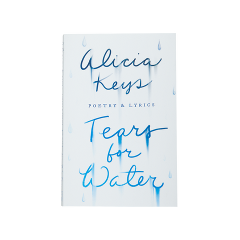 Tears for Water Poems & Lyrics Book