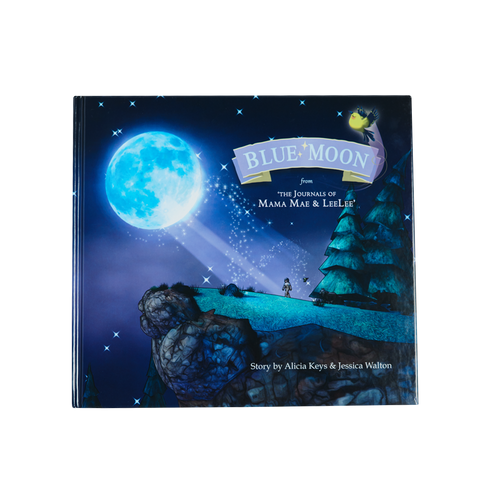 Blue Moon Children's Book