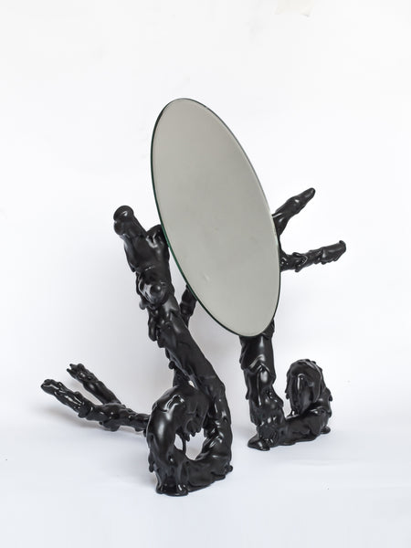 Melting Table Mirror